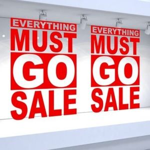 Other - Everything Must go! Offers considered!!